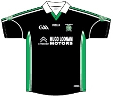 St Rynaghs Football Jersey 2011 (Away)