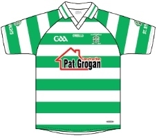 St Rynaghs Football Jersey 2011